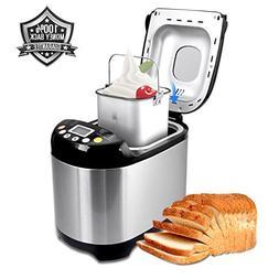 Breadmaker Automatic Bread Machine Programmable Bread Maker