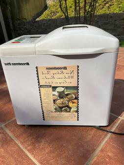 Breadman Plus Breadmaker Bread Machine Automatic Model TR700