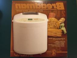 Breadman TR520 Bread Maker - 2 lb Capacity