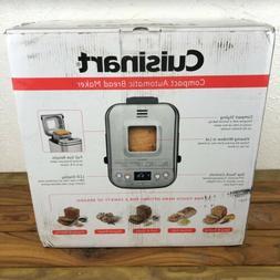 Cuisinart CBK-100 Compact Automatic Bread Maker - Silver