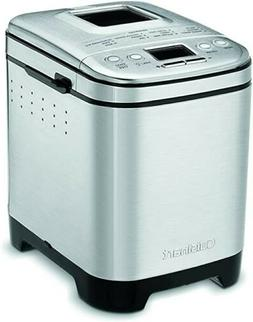 Cuisinart CBK-110 2-Pound Compact Automatic Bread Maker NEW