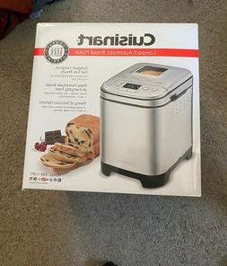 Cuisinart CBK-110 2-Pound Compact Automatic Bread Maker New