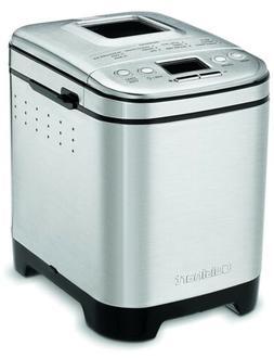New Cuisinart CBK-110 2-Pound Compact Automatic Bread Maker
