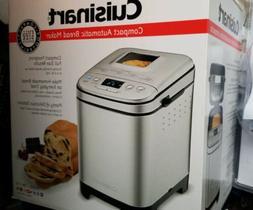 Cuisinart CBK-110 2-Pound Compact Automatic Bread Maker.New.