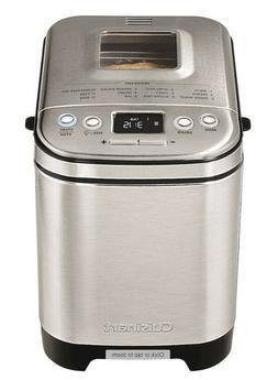 Cuisinart CBK-110 Automatic Bread Maker - Silver CBK-110 BRA