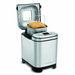 Cuisinart CBK-110 Compact Automatic Bread Maker Silver