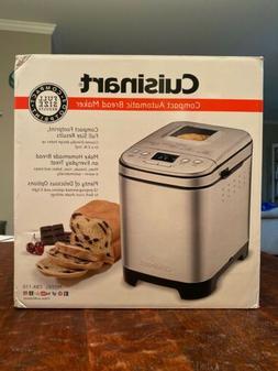 🌟Cuisinart CBK-110 Compact Automatic Bread Maker, Silver