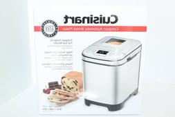 Cuisinart CBK-110M Compact Automatic 2 LB Bread Maker IN HAN