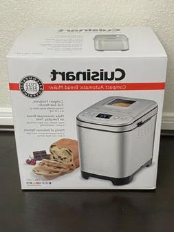 Cuisinart CBK-110M Compact Automatic 2 pound Bread Maker Bra