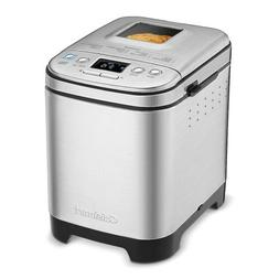 Cuisinart CBK-110P1 Bread Maker Compact Machine Up To 2lb Lo