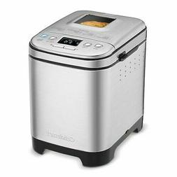 ✨ Cuisinart CBK-110P1 Bread Maker Up To 2lb Loaf New Compa