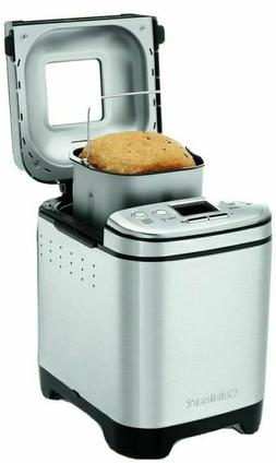Cuisinart CBK-110M Bread Maker Up To 2lb Loaf New Compact Au