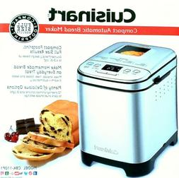 Cuisinart CBK-110P1 Compact Automatic Bread Maker - New In B