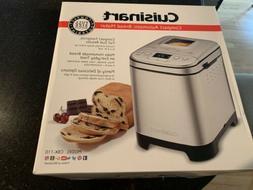 Cuisinart CBK-110WS Automatic 2 Lb Compact Bread Machine  -