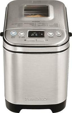 Cuisinart Compact Automatic Bread Maker Stainless Steel CBK-