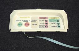 Control Board - Panasonic National Bread Dough Mochi Automat