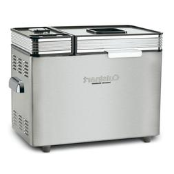 Countertop Stainless Steel Bread Maker with Removable Kneadi