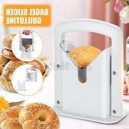 Craft Bagel Cutter Biter Slicer Guillotine Bread Slicing Mac