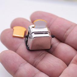 doll house miniature toaster bread machine kitchen