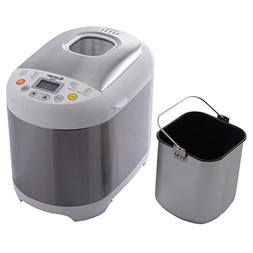 COSTWAY 2 LB Electric Bread Maker Machine Programmable Autom