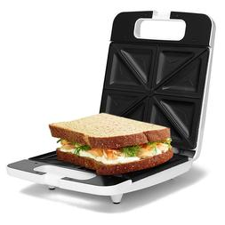 electric sandwich waffle maker bbq grilling plate