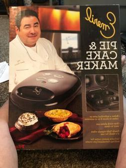 Emeril by T-Fal SM2205 Electric Nonstick Plates Cake and Pie