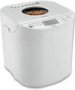 OSTER Stainless Steel Bread Machine 2LB 12 in 1 Programmable