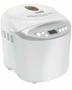 Oster Expressbake Bread Maker  2 Pound Loaf With Gluten Free