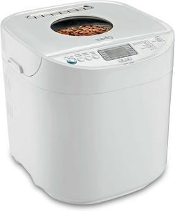Oster Expressbake Breadmaker, 2-lb. Loaf Capacity, 2 lb, Whi