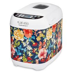 Floral Artisan Dough & Bread Maker 14 Programmed Settings Fr