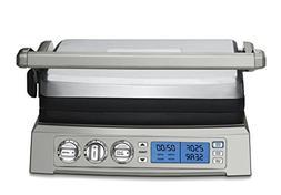 Cuisinart GR-300WS Griddler Elite Grill Stainless Steel Elec