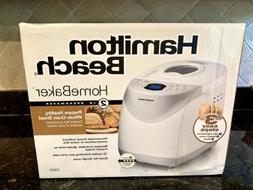 Hamilton Beach Home Baker 2 LB Digital Bread Maker Model# 29