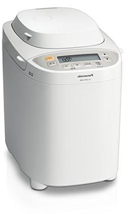 Panasonic home bakery 2 loaf type white SD-BMT2000-W