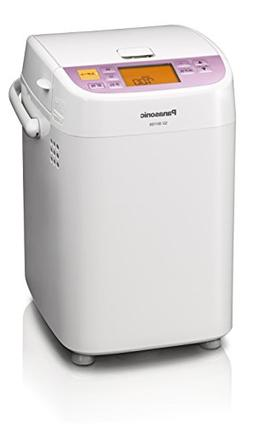 Panasonic Home Bakery Loaf Type Pink White Sd-bh106-pw