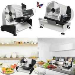 Home Kitchen Semi-automatic Slicer Cutter Deli Food Machine