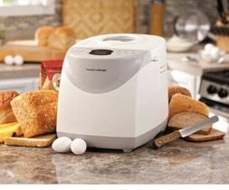 Hamilton Beach HomeBaker Bread Machine - White
