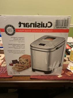 IN HAND Cuisinart CBK-110P1 Compact Automatic Bread Maker FA