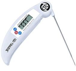 TD OFFER Meat Thermometer Digital Grill Cooking Food