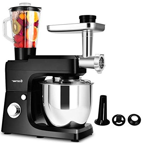 1 upgraded stand mixer