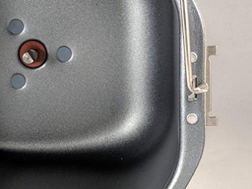 Compatible 100.12934 Bread maker pan