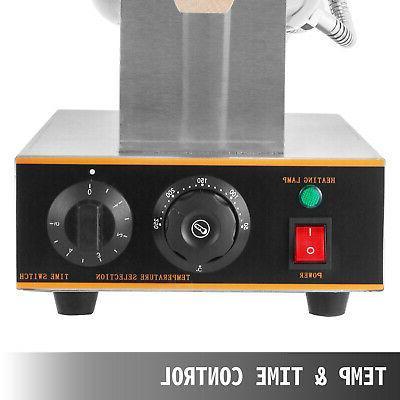 1400W Bubble Egg Cake Maker Bread Kitchen Cooking Machine