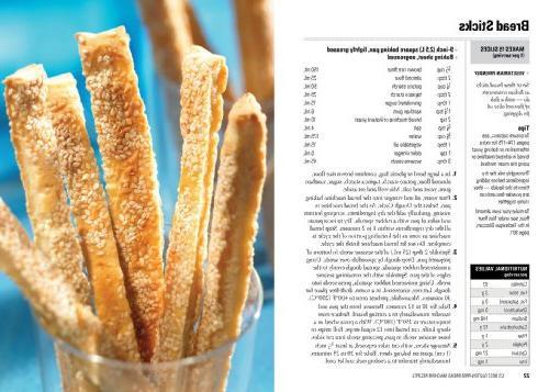 Machine Recipes