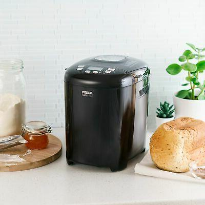 Bella Pro Series 2-lb. Bread Maker Black