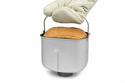 Kuissential 2-Pound Bread Machine Nut Dispenser,