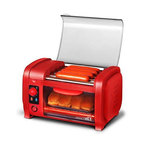 2 slice dog roller toaster