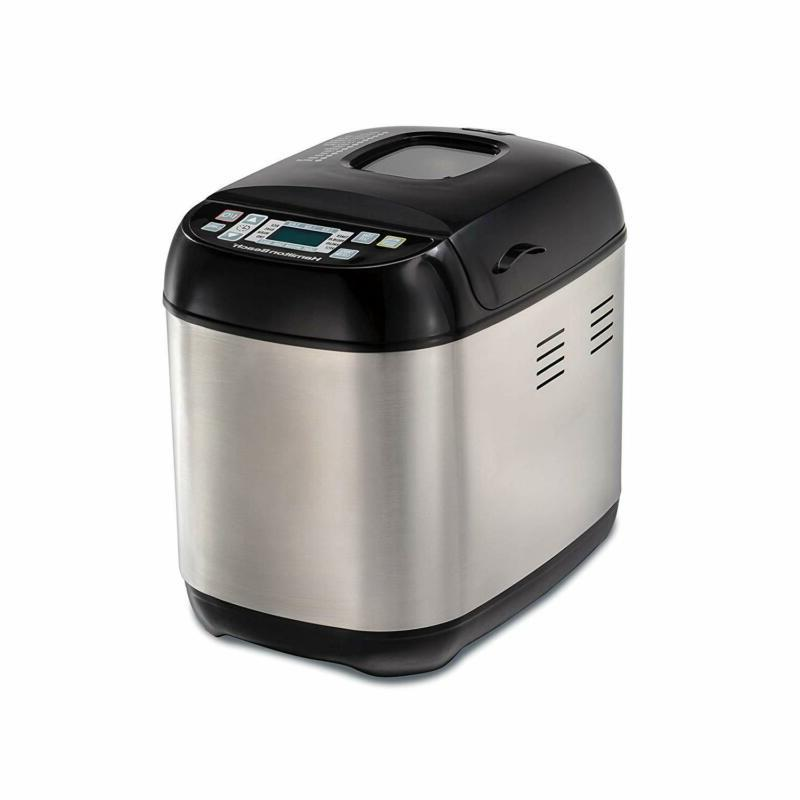 29885 artisan and gluten free bread maker