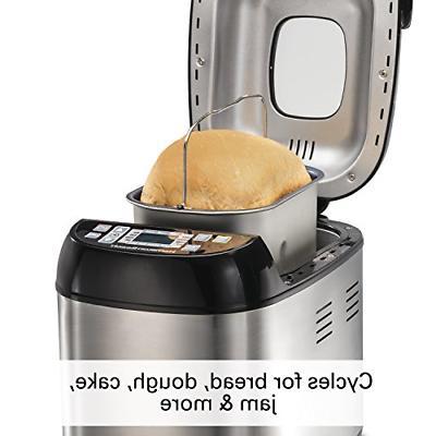 Hamilton 29885 Bread Maker 2 Stainless
