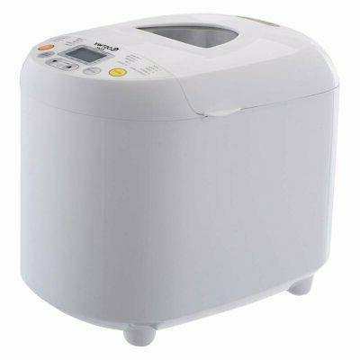 Costway 2LB Electric Bread Maker Programmable Home Kit...