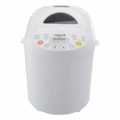 Costway Electric Bread Maker Programmable Home