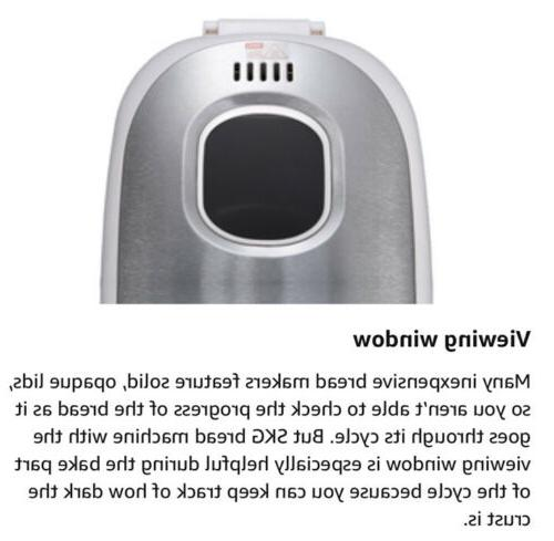 SKG Bread Maker 3950